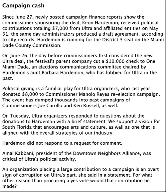 July 22nd - The City Attorney Lies About The Number Of Votes